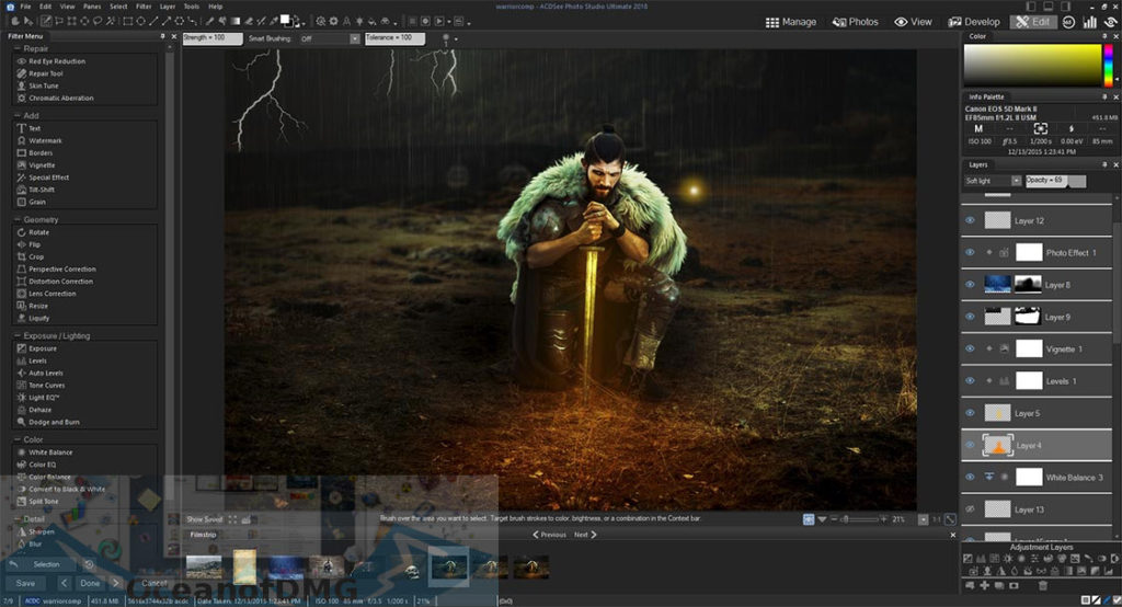 ACDSee Photo Studio for Mac OS X Direct Link Download