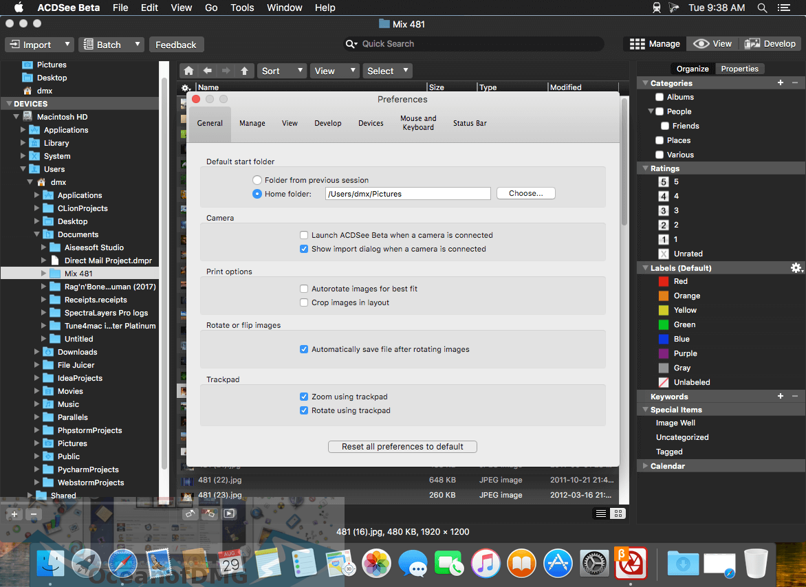 ACDSee Ultimate 9 latest version for mac