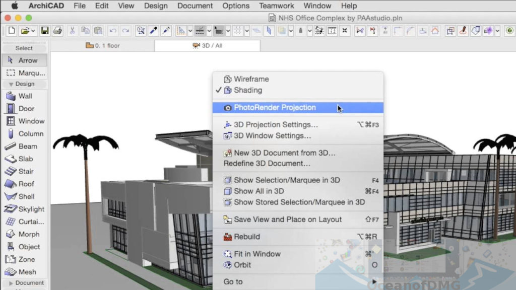ARCHICAD for Mac Direct Link Download