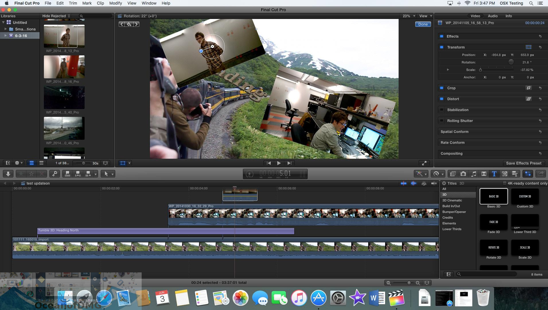 Apple Final Cut Pro X for Mac Download For Free