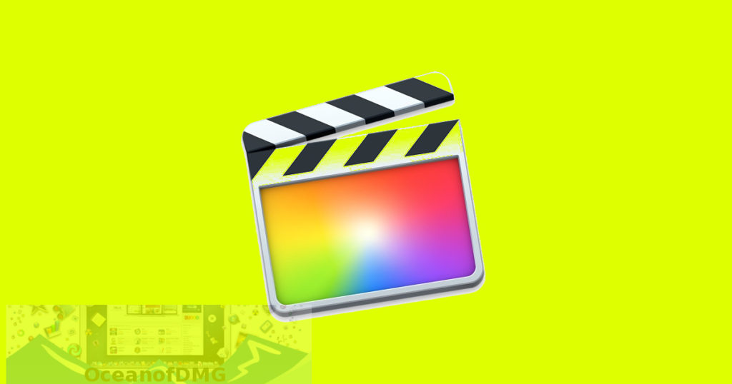Download Apple Final Cut Pro X for Mac