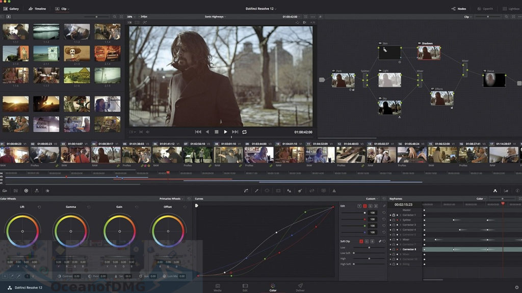 DaVinci Resolve Studio for Mac Direct Link Download