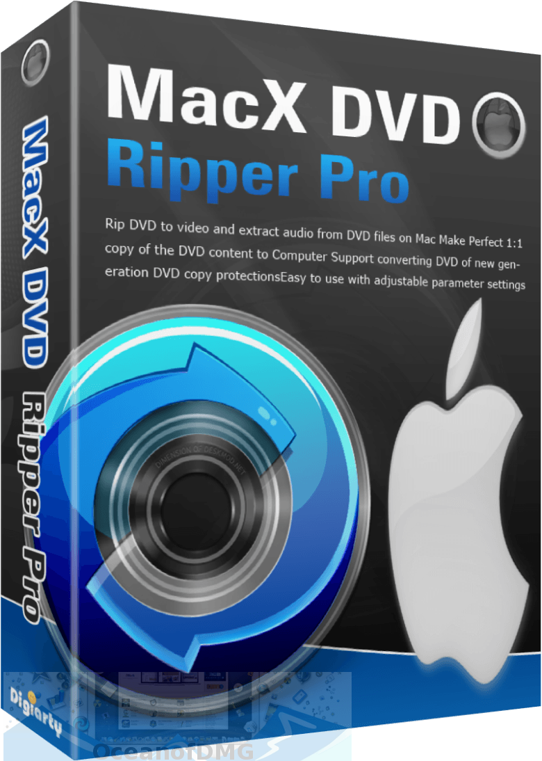 Download Mac DVDRipper Pro for Mac
