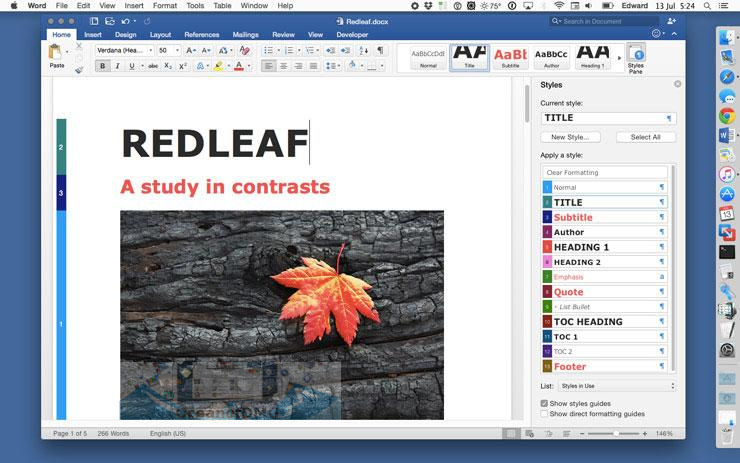 Microsoft Office 2016 for Mac Latest Version Download