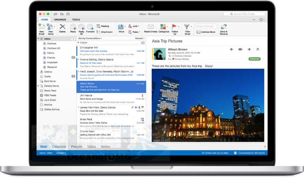 Microsoft Office 2016 for Mac Offline Installer Download