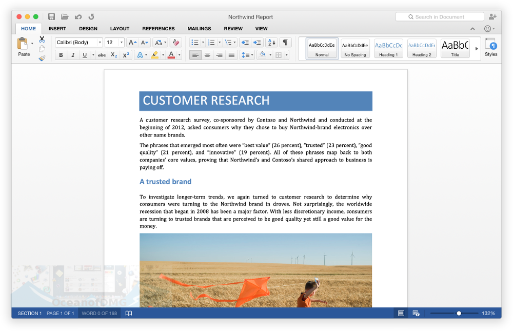 Microsoft Word 2016 for Mac Latest Version Download