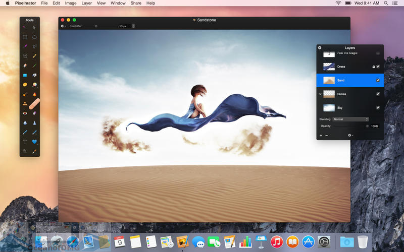 Pixelmator Pro for Mac Latest Version Download