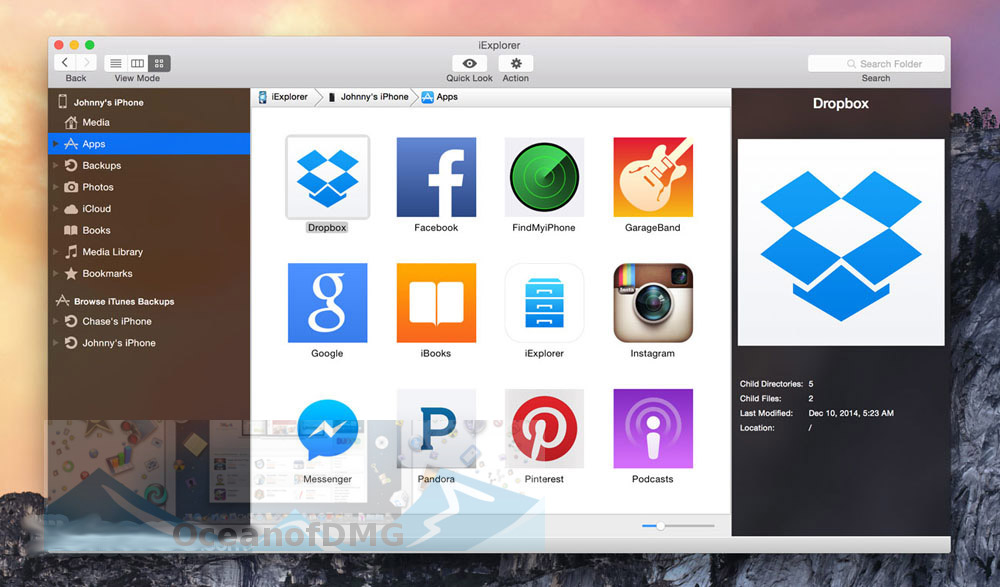 iExplorer for Mac Direct Link Download