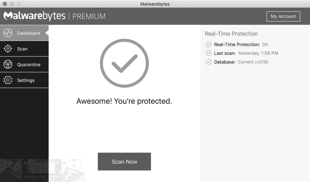 Malwarebytes Premium for Mac Direct Link Download