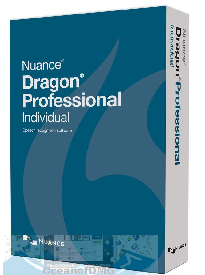 nuance dragon download mac