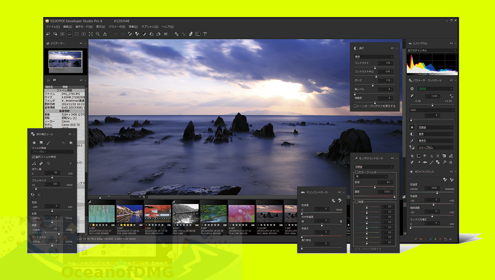 SILKYPIX Developer Studio Pro 8.0.16.0 Latest Version Download
