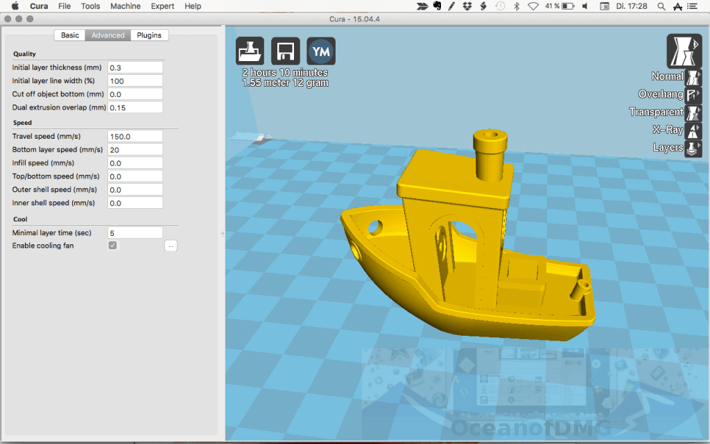 Simplify3D 4.0.1 for Mac Latest Version Download