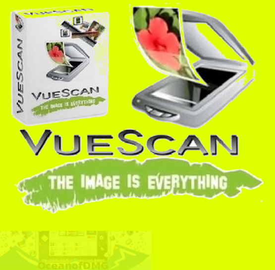 VueScan Pro 9.6.01 for Mac Free Download