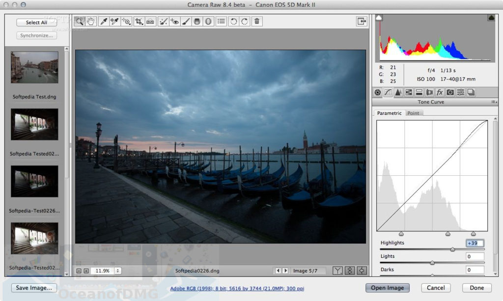 Adobe Camera Raw for Mac OS X Latest Version Download
