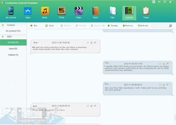 Coolmuster Android Assistant for Mac Direct Link Download