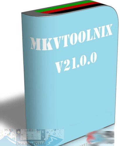 MKVToolNix 21 for Mac Free Download