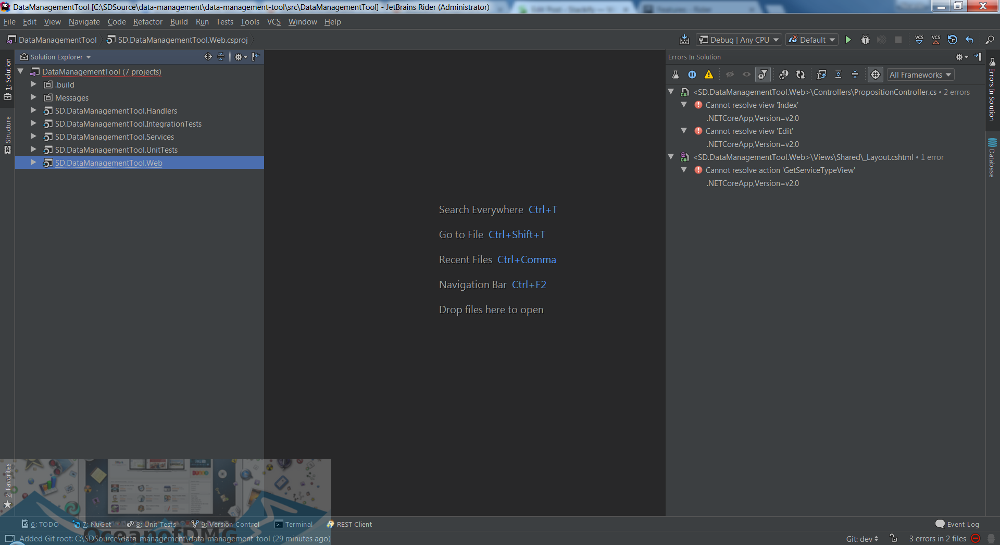 JetBrains Rider 2018 for Mac OS X Latest Version Download