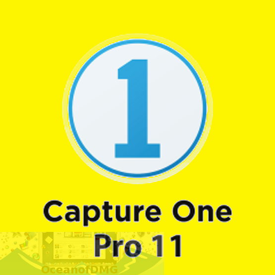 Capture One Pro 11 for Mac Free Download