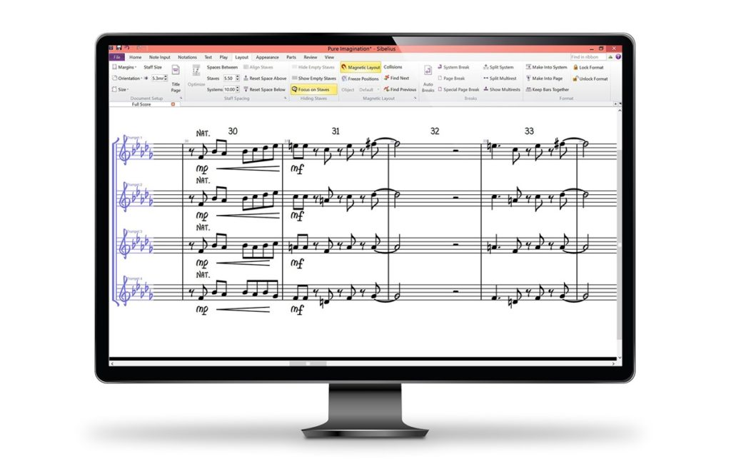 Download Avid Sibelius Ultimate for Mac