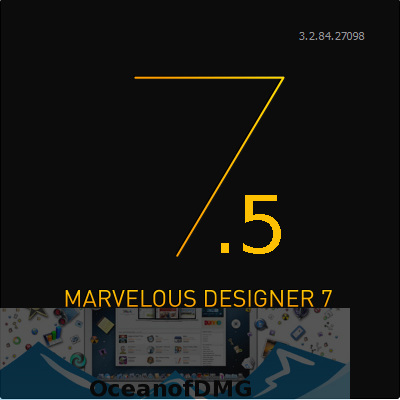 Marvelous Designer 7.5 for Mac Free DOwnload-OceanofDMG.com