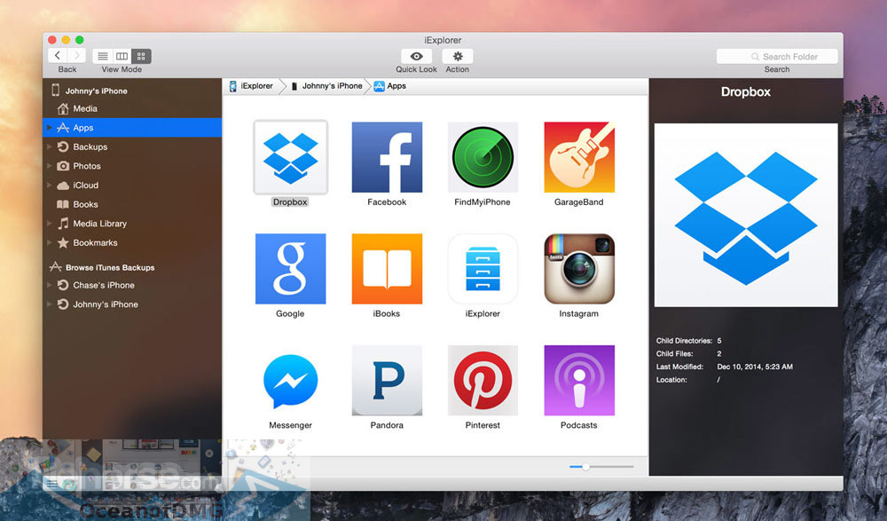 iExplorer for Mac DIrect Link Download-OceanofDMG.com