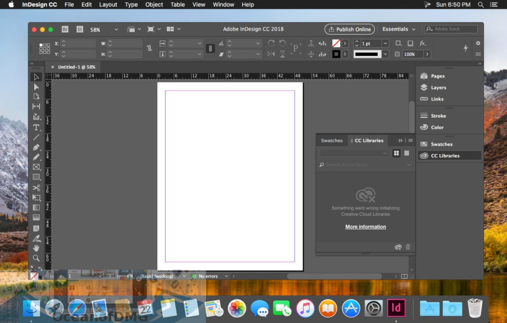adobe indesign for mac free download full version