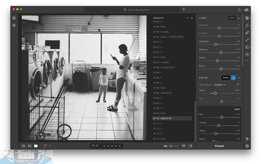 descargar lightroom gratis en español full mac