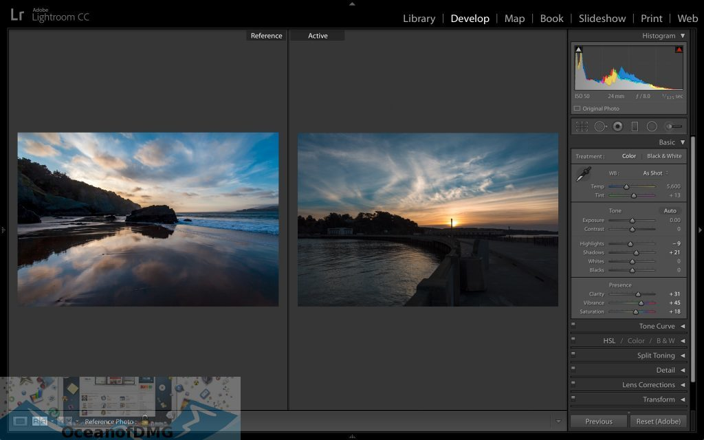 lightroom cc 2018 mac