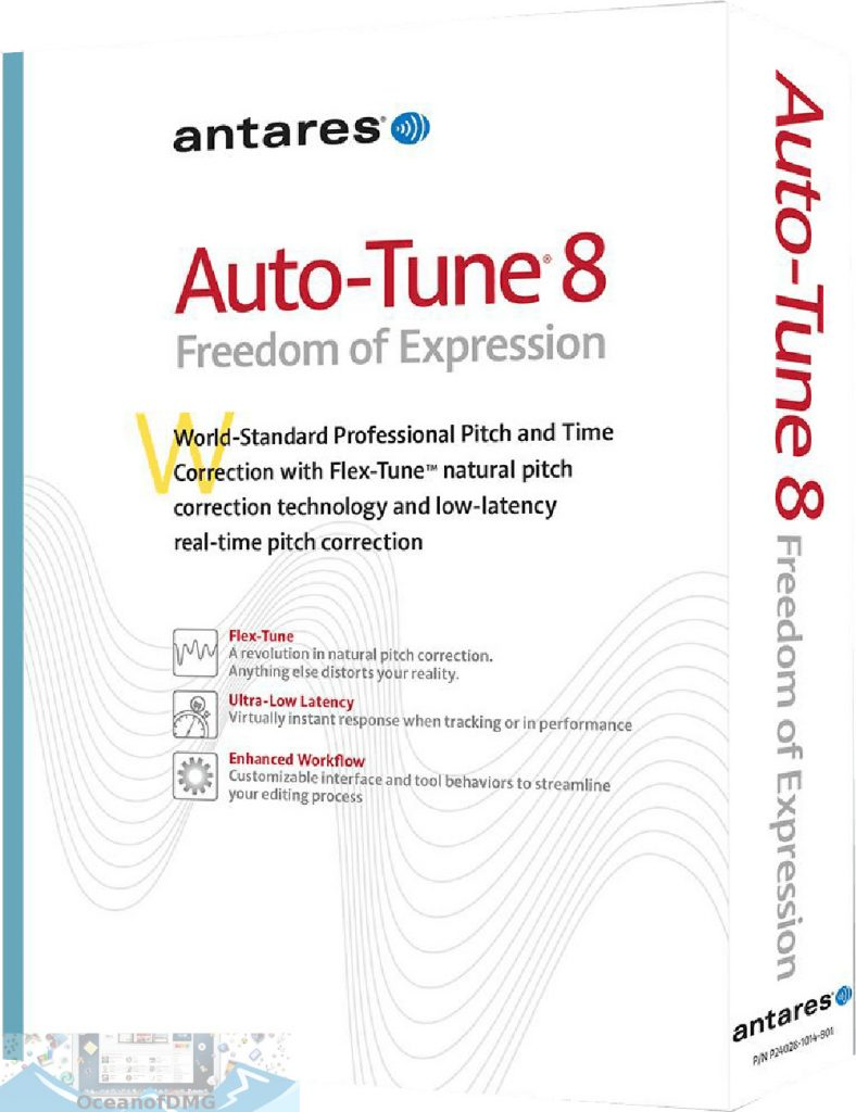 Antares Auto-Tune for Mac Free Download-OceanofDMG.com