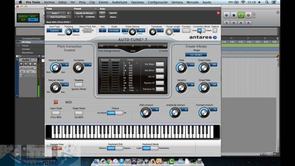Antares Auto-Tune for Mac Offline Installer Download-OceanofDMG.com