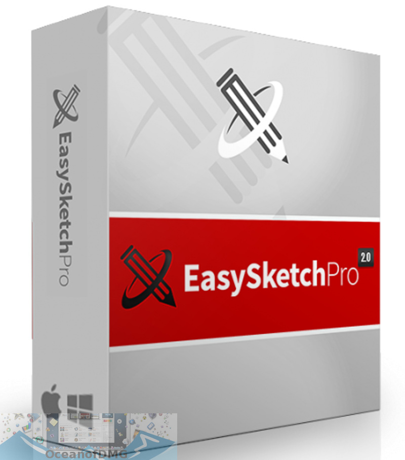 Easy Sketch Pro for Mac Free Download-OceanofDMG.com
