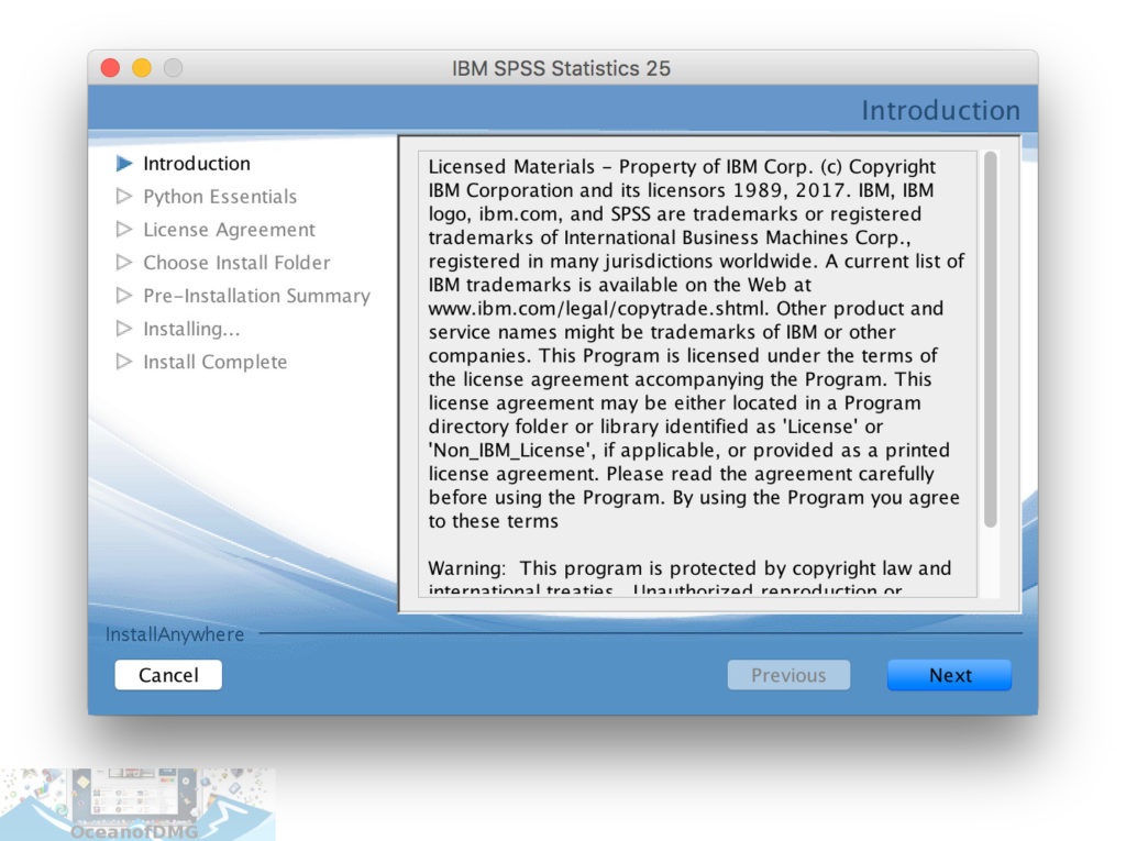 IBM SPSS Statistics 25 for MacnDirect Link Download-OceanofDMG.com