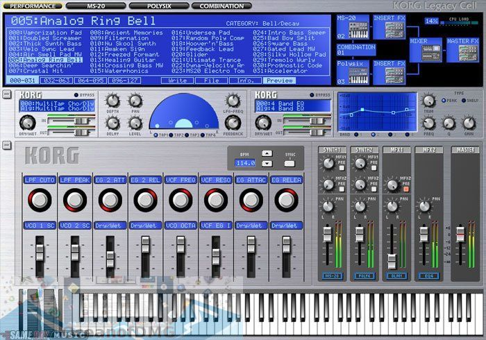 korg legacy collection mac crack
