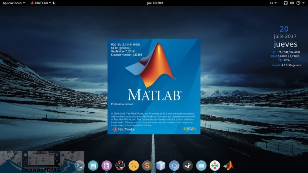 MATLAB R2018a for Mac Free Download-OceanofDMG.com