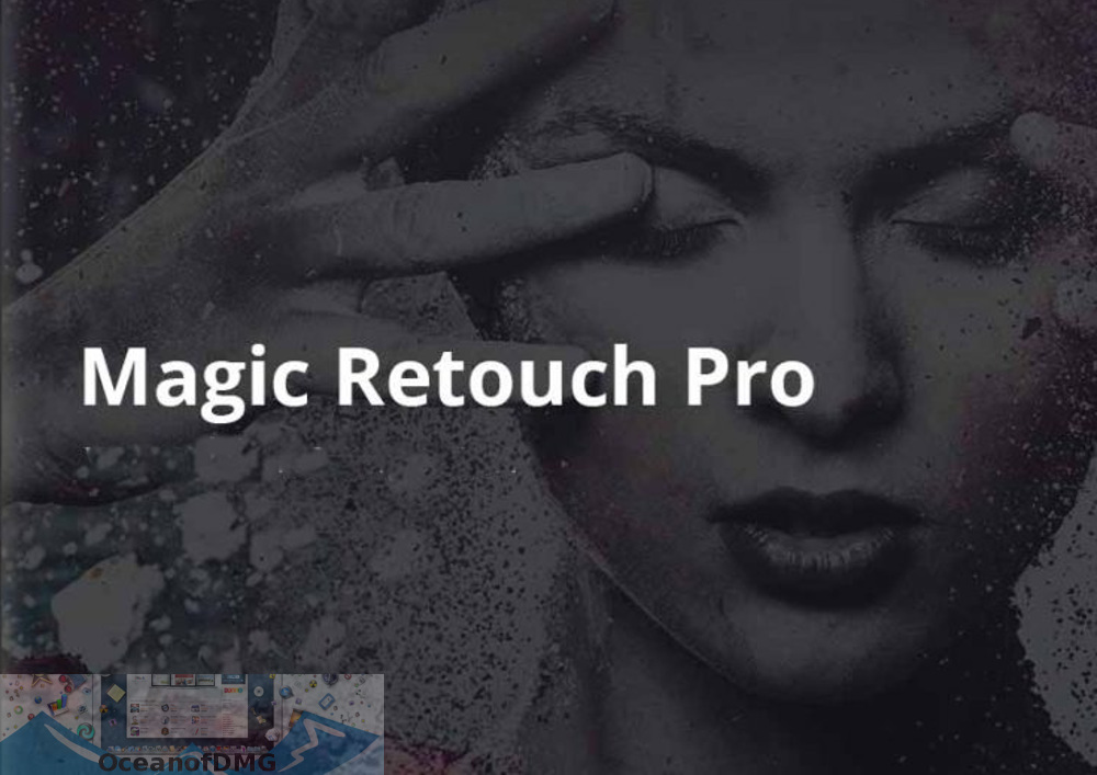 Magic Retouch Pro for Mac Free Download-OceanofDMG.com