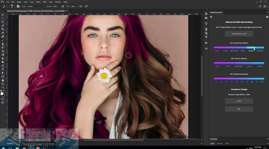Magic Retouch Pro for Mac Latest Version DOwnload-OceanofDMG.com
