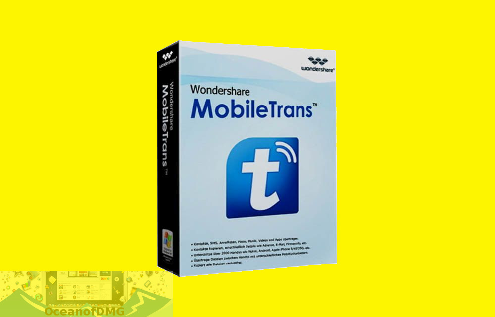 wondershare mobiletrans download full version for free