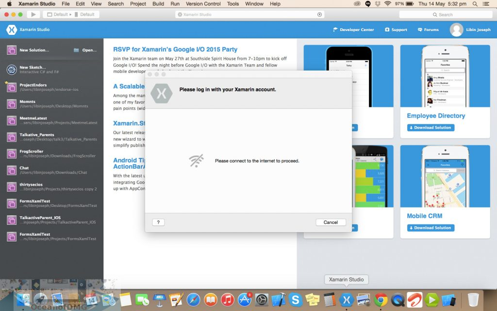 Xamarin Studio for Mac Direct Link Download-OceanofDMG.com