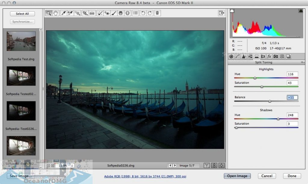 Adobe Camera Raw 11 for Mac Offline Installer Download-OceanofDMG.com