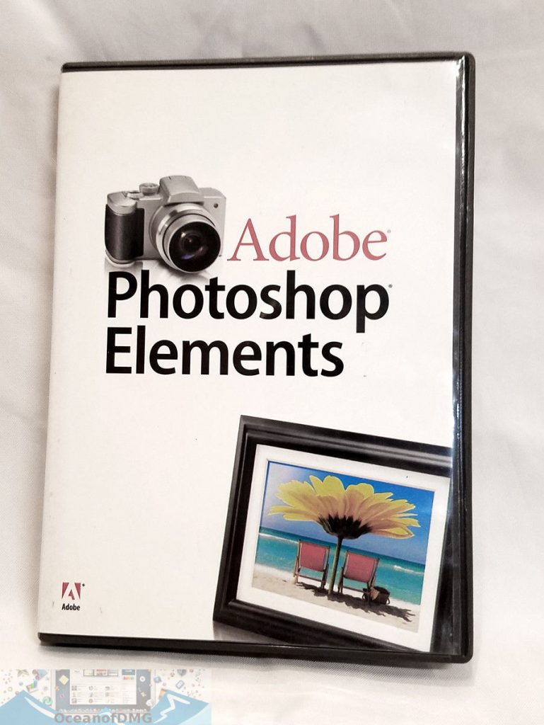 Adobe Photoshop Elements 2019 for Mac Free Download-OceanofDMG.com