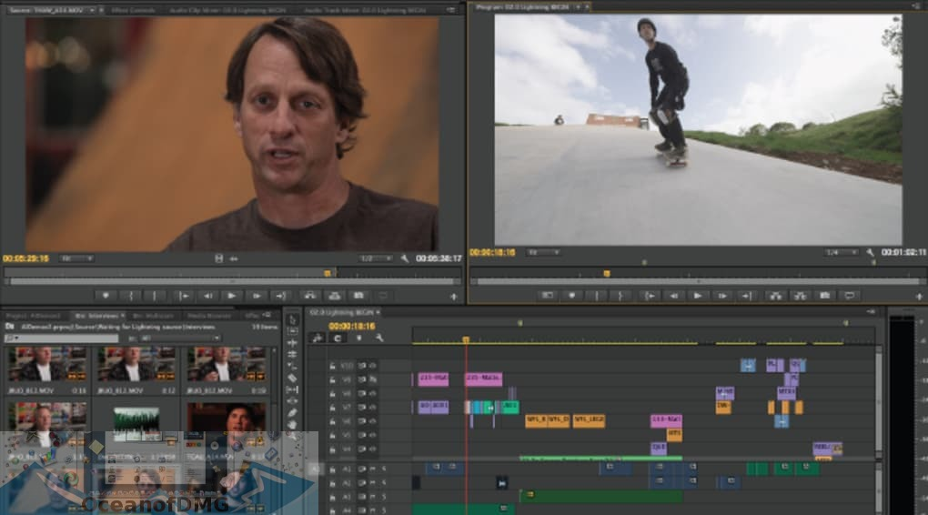 Adobe Premiere Pro for Mac Direct Link Download-OceanofDMG.com