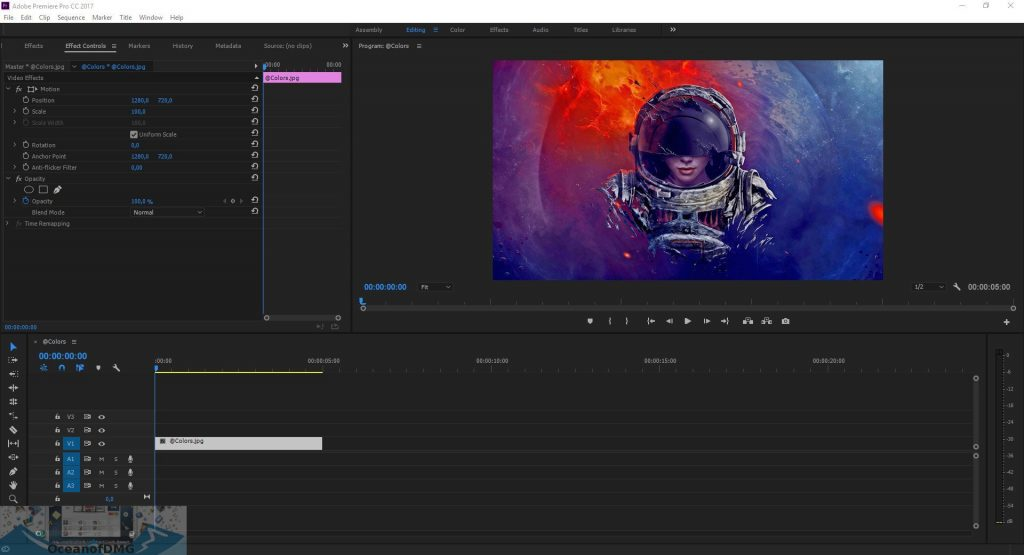 Adobe Premiere Pro for Mac Offline Installer Download-OceanofDMG.com
