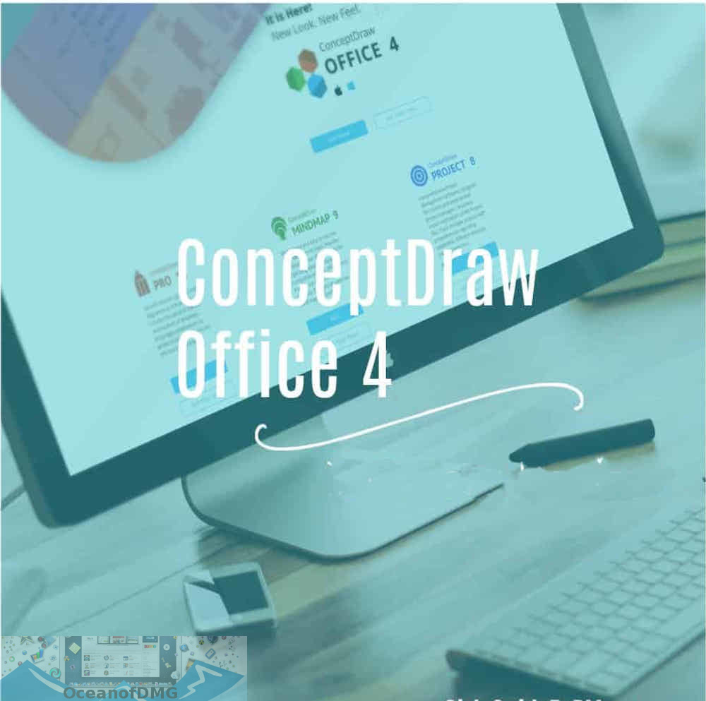 ConceptDraw Office for Mac Free Download-OceanofDMG.com