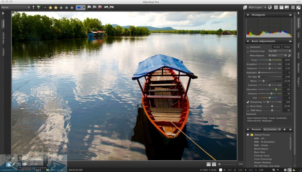 Corel AfterShot Pro for Mac Latest Version Download-OceanofDMG.com