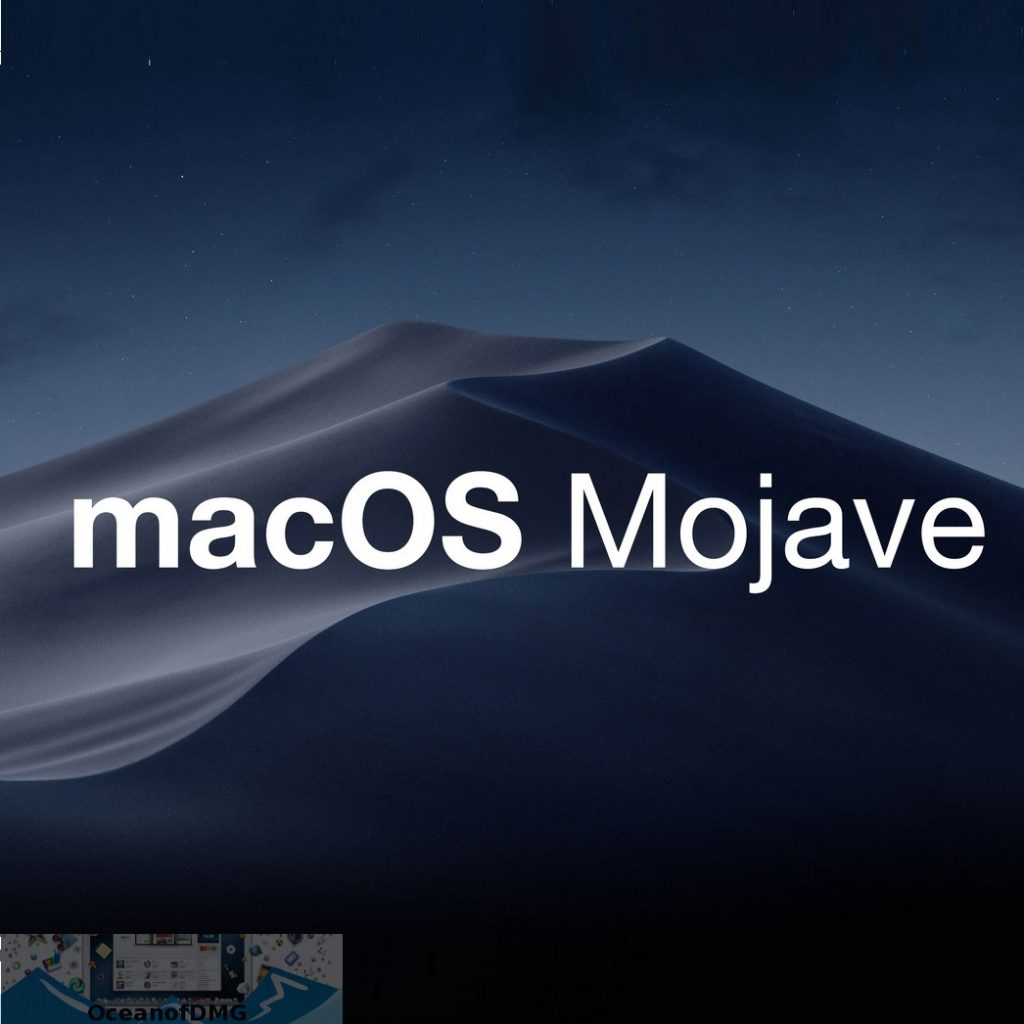 MacOS Mojave v10.14 (18A391) App Store DMG for Mac Free Download-OceanofDMG.com