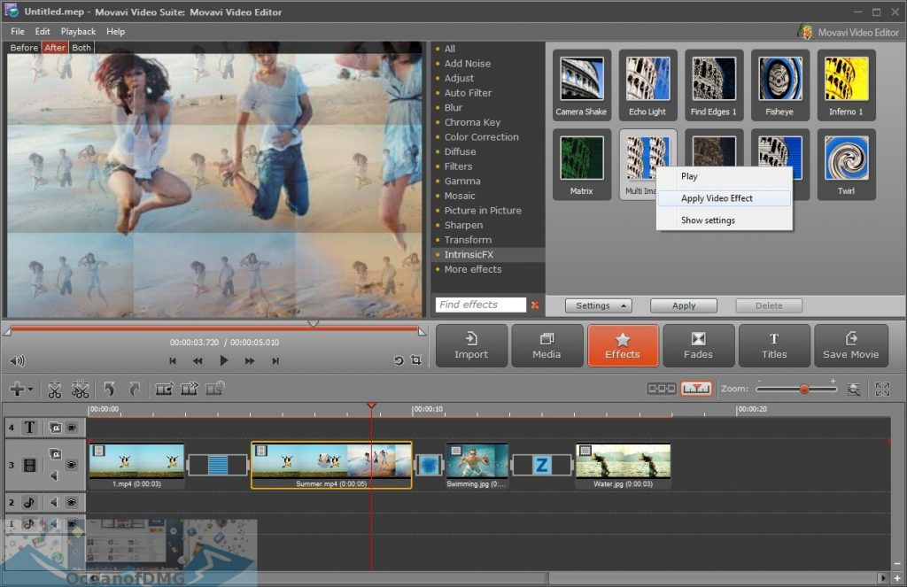 Movavi Video Editor Business for Mac Latest Version Download-OceanofDMG.com