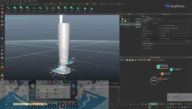 NextLimit RealFlow for Mac Direct Link Download-OceanofDMG.com