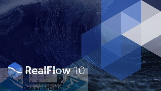 NextLimit RealFlow for Mac Free Download-OceanofDMG.com