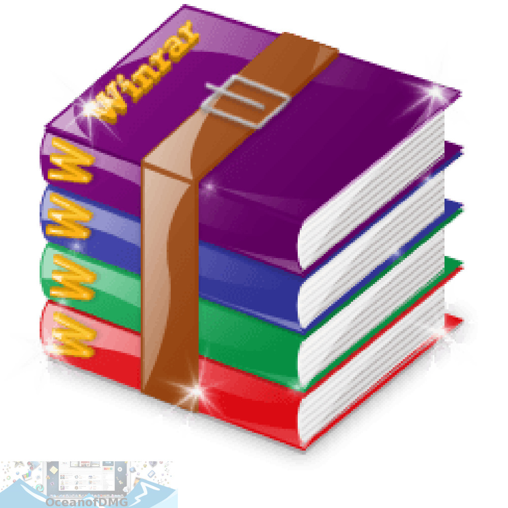 WinRAR for Mac Free Download-OceanofDMG.com