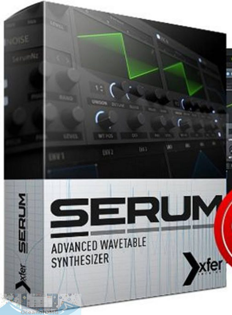 Xfer Records SerumFX for Mac Free Download-OceanofDMG.com